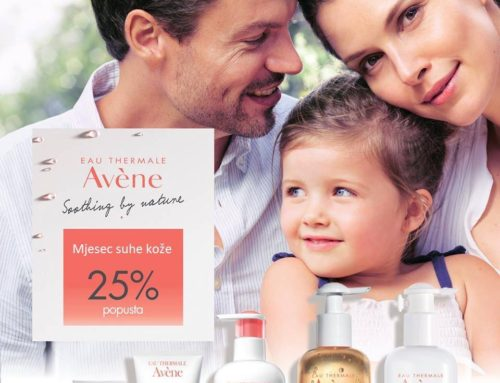Avene proizvodi za suhu kožu po akcijskim cijenama